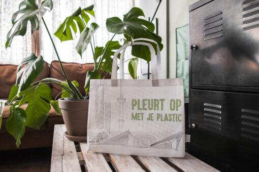 Pleurt Op Shopper Opbergen