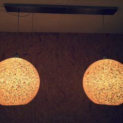 Lamp Globe 2L Wonen