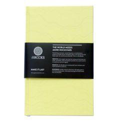 Rockbook Hardcover Noteren