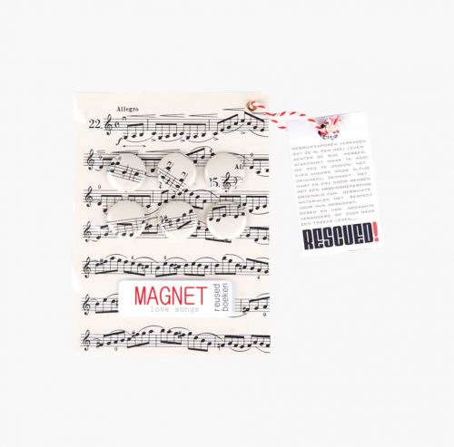 the Magnet LoveSongs Magneetborden