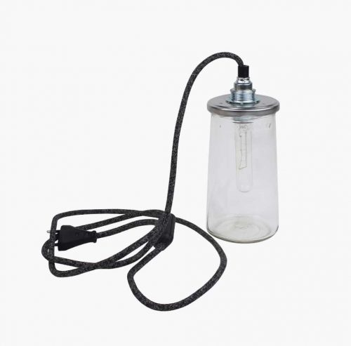 the Pickle Light small, linen cord Verlichting