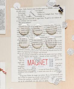 the Magnet LoveLetters Magneetborden
