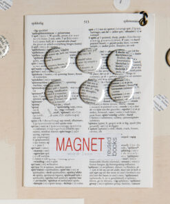 the Magnet WordLess Magneetborden