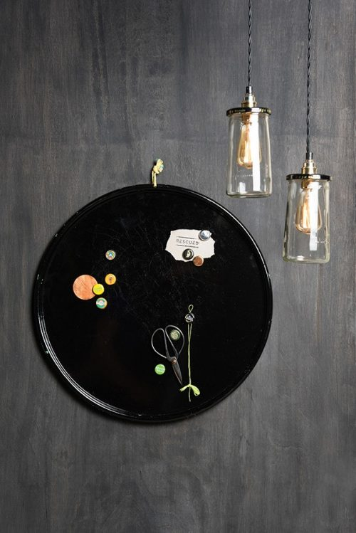 the Pickle Light black rope cord Verlichting