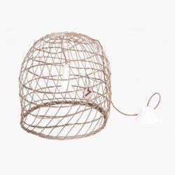the Wicker Lamp Wonen