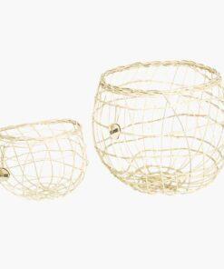 the Wicker Basket Opbergen