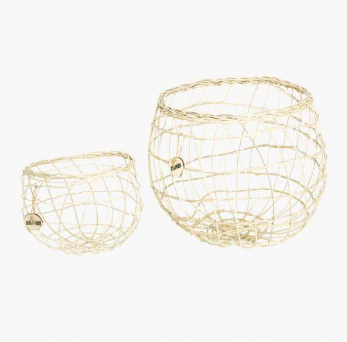 the Wicker Basket Manden