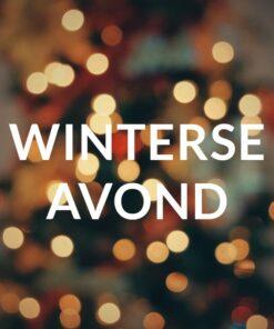 Cadeaupakket 'Winterse Avond' Cadeaupakketten
