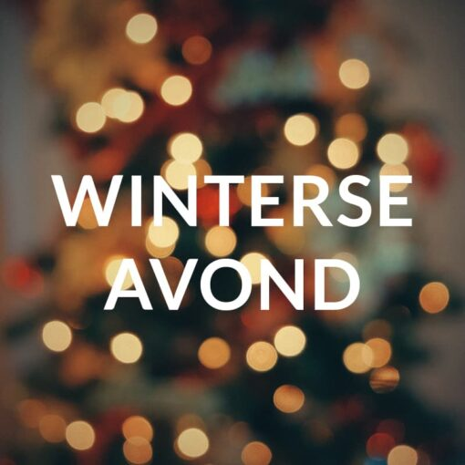 Cadeaupakket 'Winterse Avond' Geven