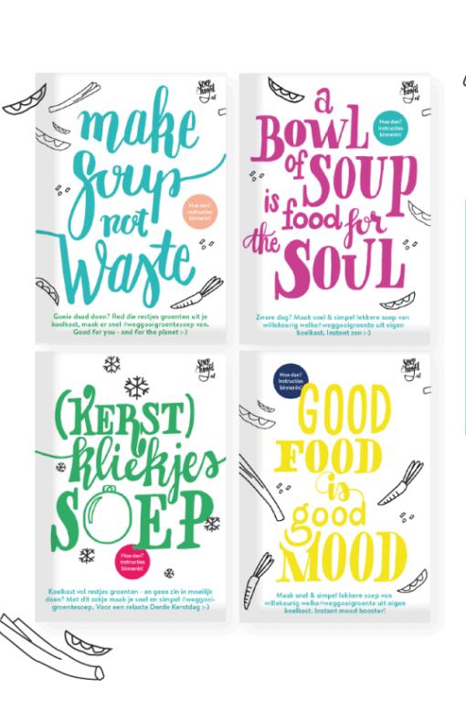 Soepstarter (per post) Eten & Drinken