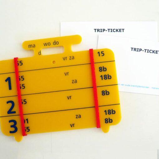 Trip-Ticket Beleven