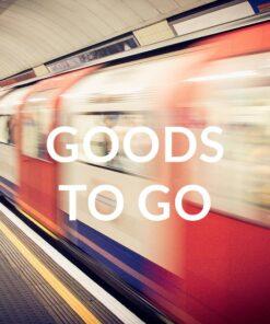 Cadeaupakket 'Goods to go' Cadeaupakketten