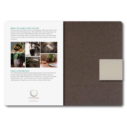 Coffee Based Notebook Noteren