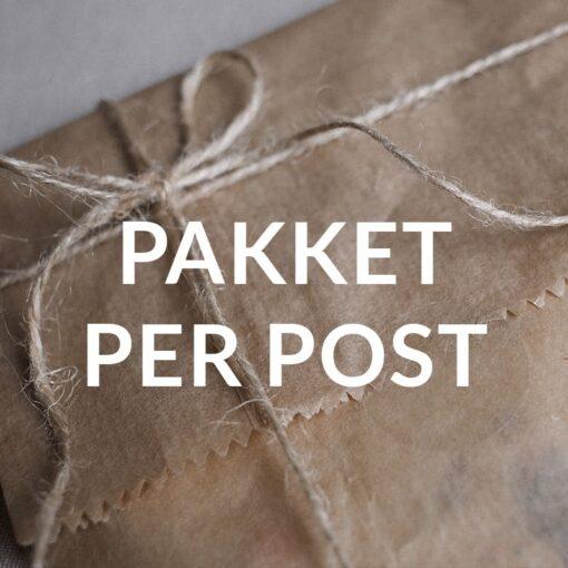 Cadeaupakket 'Per Post' Geven
