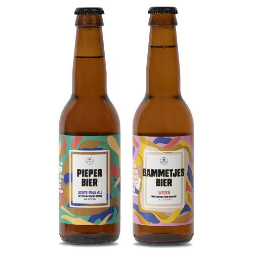 Bammetjes en Pieper Bier (6-pack) Eten & Drinken