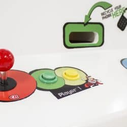 Funky Phone E-waste Arcade (verhuur) Abonneren