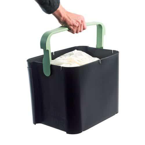 Afvalbak BinBang 3x29L Bakken & Dozen