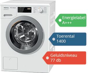 Miele wasmachine classic Abonneren