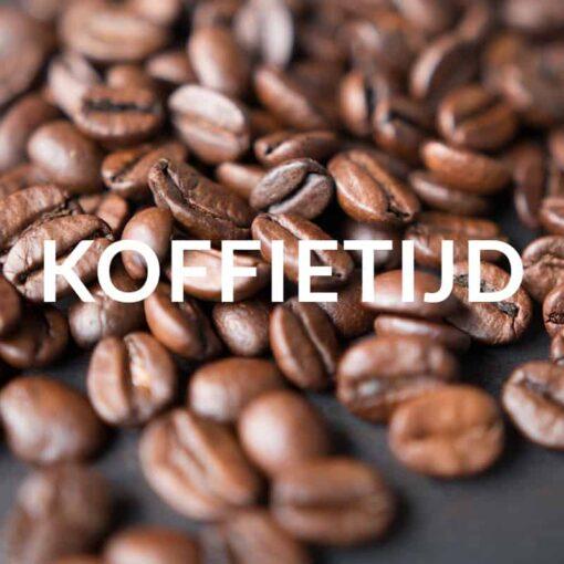 Cadeaupakket 'Koffietijd' Geven