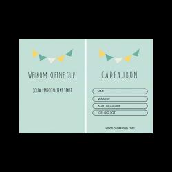 Hulaaloop Cadeaubon (Digitaal) Aankleden