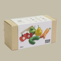 Kromme Groente en Fruit Speelset Speelgoed