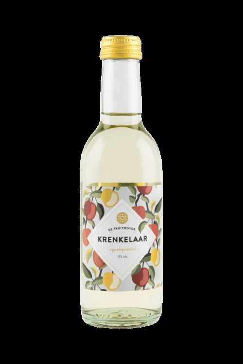 Betuwse Krenkelaar Appelsprankel (alcoholvrij – 0%) Eten & Drinken