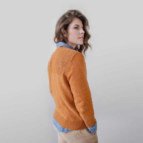 Loop.a life Weekend Sweater 3/4 sleeve Aankleden