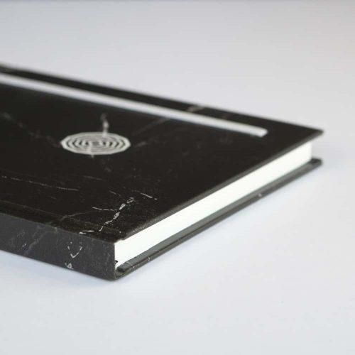 Marble | Hardcover Rockbook Noteren