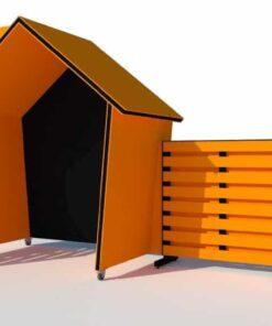 OPNIEUW! – Akoestisch huis (op maat) Uit Nederland