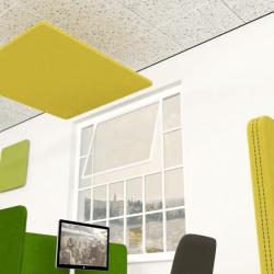 OPnieuw! – Akoestisch plafondpaneel (op maat) Meubels