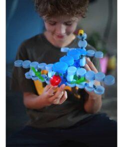 Clip-it 3D 90 pcs Vliegtuig Inspiratie
