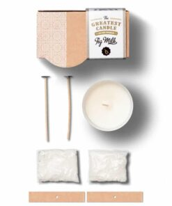 OIL2WAX – Glass Candle Pack Inspiratie