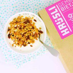 KRUSLI ontbijtgranen Eten & Drinken