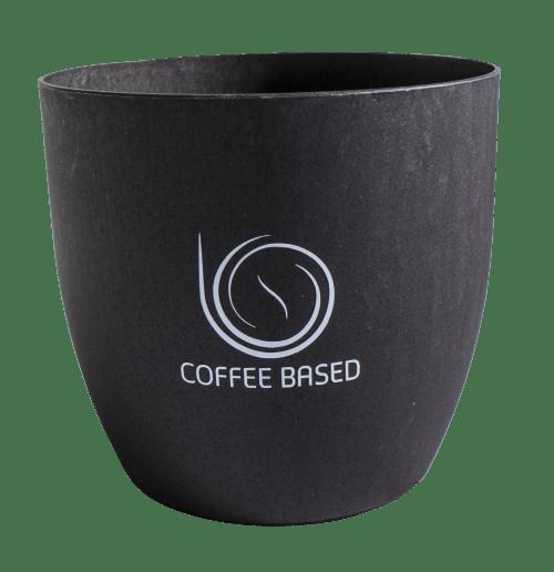Coffee Based Plantenpot Beleven