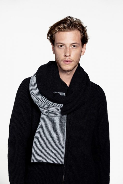 Loop.a life You and me Scarf Aankleden