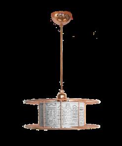 Hanglamp Spool Basic Copper Uit Nederland