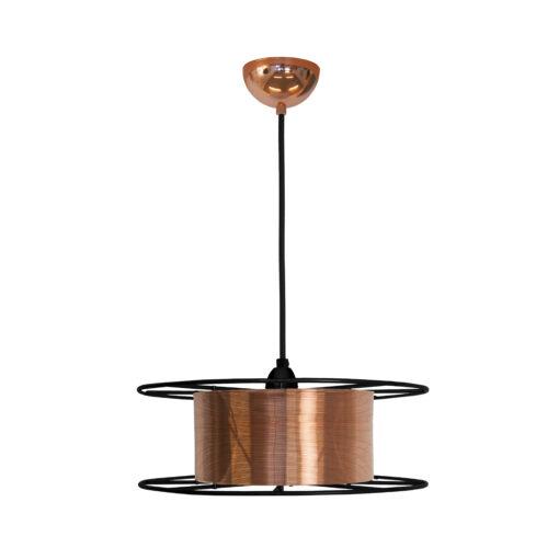 Hanglamp Spool Deluxe Copper Uit Nederland