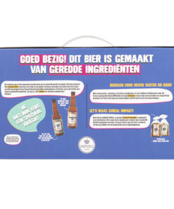 Instock Bier Cadeaupakket Eten & Drinken