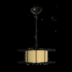 Hanglamp Spool Basic Zwart Uit Nederland