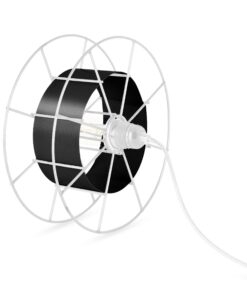 Vloerlamp Spool Basic Wit Uit Nederland