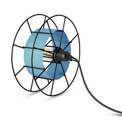 Vloerlamp Spool Basic Zwart Uit Nederland
