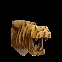 Kartonnen Nijlpaardenhoofd Uit Nederland