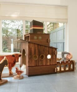 Boerderijset, uitbreidingsset speelboot Speelgoed
