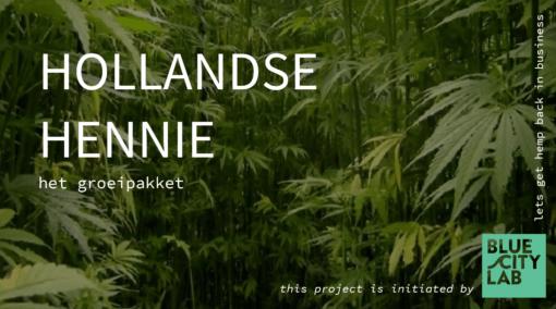 Hollandse HENNIE – het groeipakket Uit Nederland