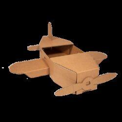 Kartonnen Speelgoed Vliegtuig Speelgoed