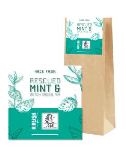 Rescued Dutch Mint Tea Eten & Drinken