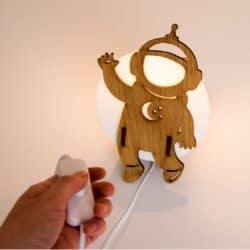 Modulair lampje Kinderkamer