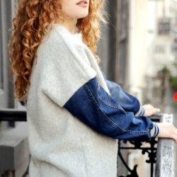 CATE sweater Aankleden