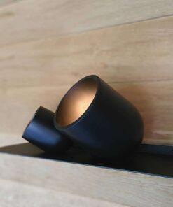 Archy Table (zwart maat M) Uit Vlaanderen