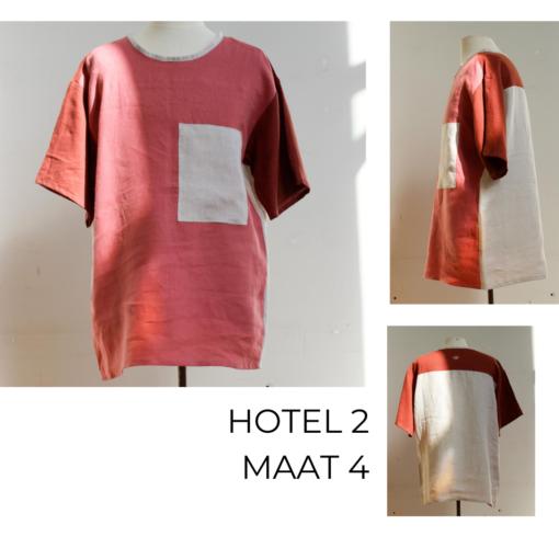 Hotel T-shirt Aankleden